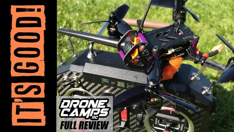 Helifar Turtles 135mm FPV Racer – OFFICIAL RELEASE – FULL REVIEW