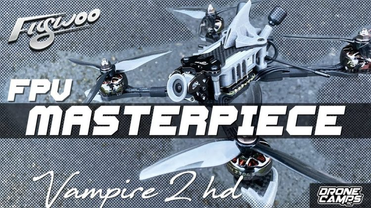 FPV MASTERPIECE! ?- Flywoo Vampire 2 HD Edition – FULL REVIEW & FLIGHTS