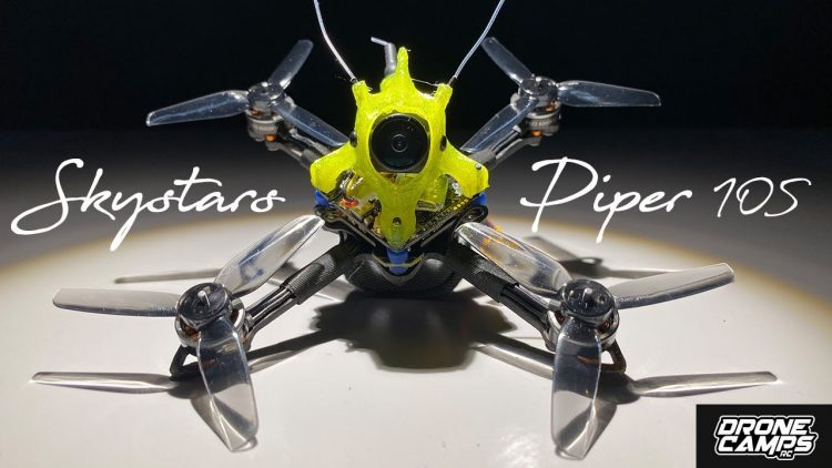 FREESTYLE FPV TRAINER – Skystars Piper 105mm Toothpick – FULL REVIEW & FLIGHTS ?