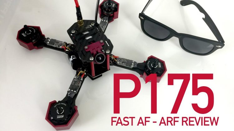 JJPRO P175 – Review & 4S Flight Test – FAST AF!