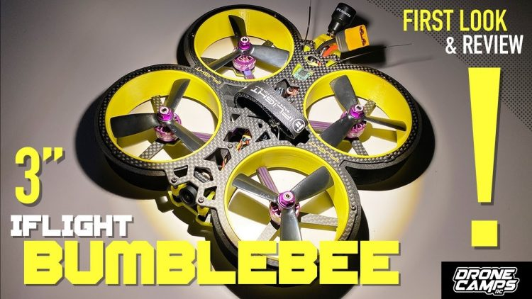 BEST CINEWHOOP of THEM ALL? – iFlight Bumblebee – FULL Review & Flights