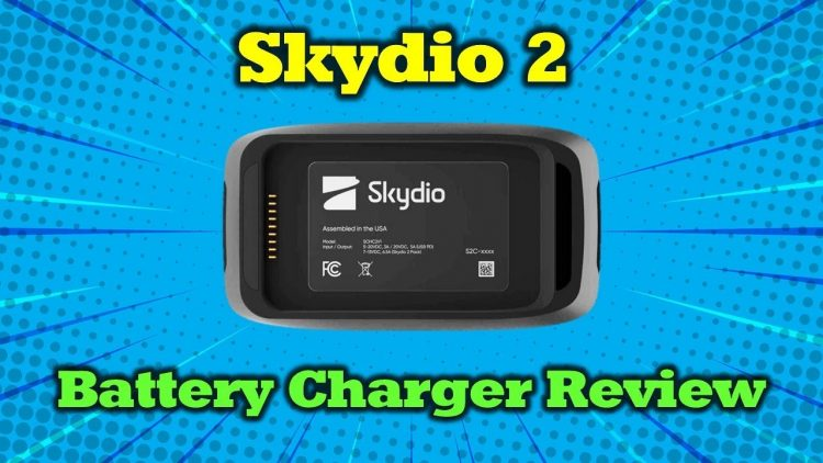 Skydio 2 Dual Charger Overview – Awesome Accessory!