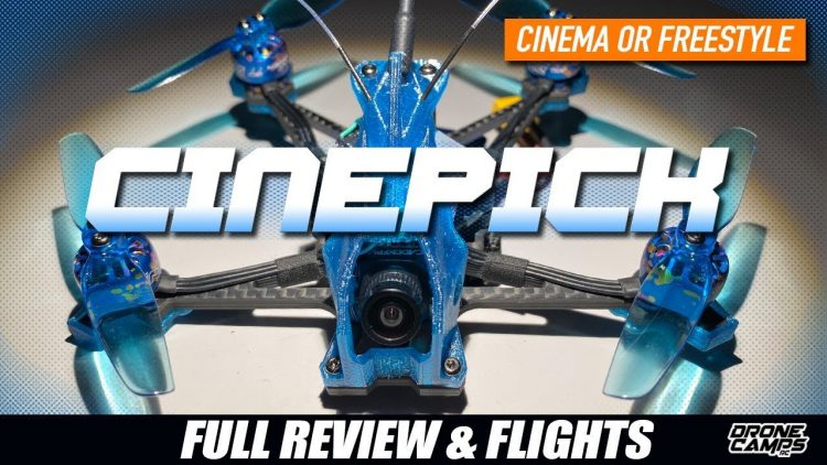 Cinema or Freestyle! – iFlight Cinepick 120 HD 3″ Quad – FULL REVIEW & FLIGHTS