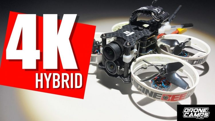 4K DRONE PERFECTION! – iFlight Cinebee Hybrid 4K – Full Review & Flights