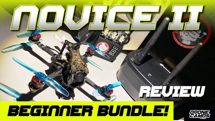 $139 Beginner Fpv Drone Kit – Eachine Novice 2 – FULL REVIEW & FLIGHTS