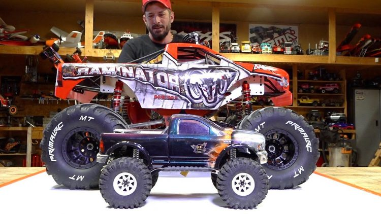 WHAT NOW?! 49cc w/ 1200cc Gas Tank! TMR PERFORMANCE – PRIMAL RAMINATOR MONSTER TRUCK | RC ADVENTURES