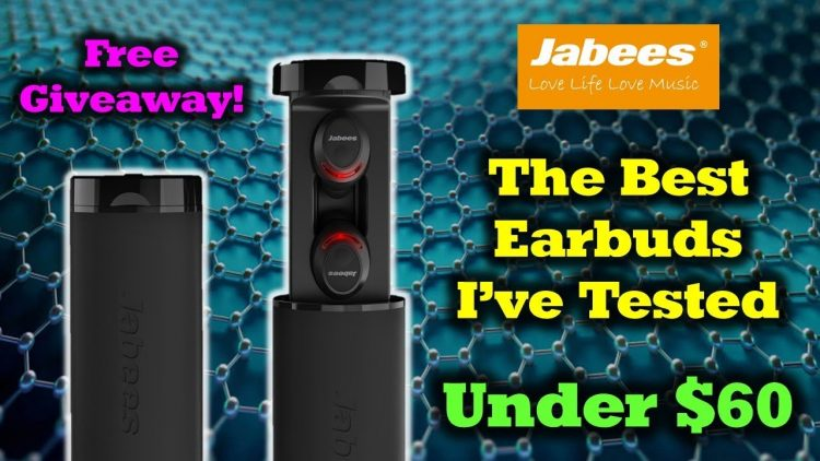 Jabee's Firefly Bluetooth Earbuds – Big Tech For a Tiny Price