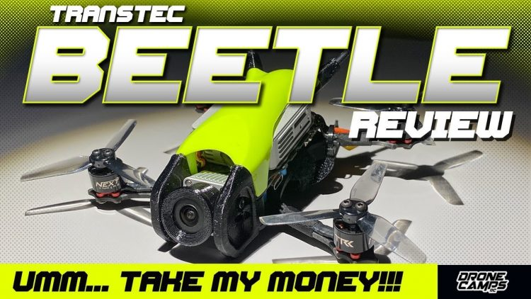 TAKE MY MONEY! – DJI TransTEC Beetle 2 5″ Digital Fpv Quad – THE COMPLETE REVIEW