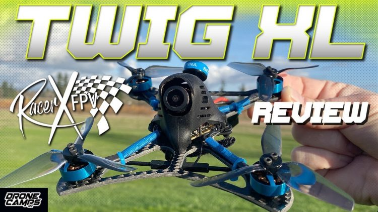 FASTEST FPV RACE QUAD UNDER 250G! – Betafpv TWIG XL – COMPLETE REVIEW ??