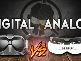 Analog VS Digital – FPV RACE SHOOTOUT!
