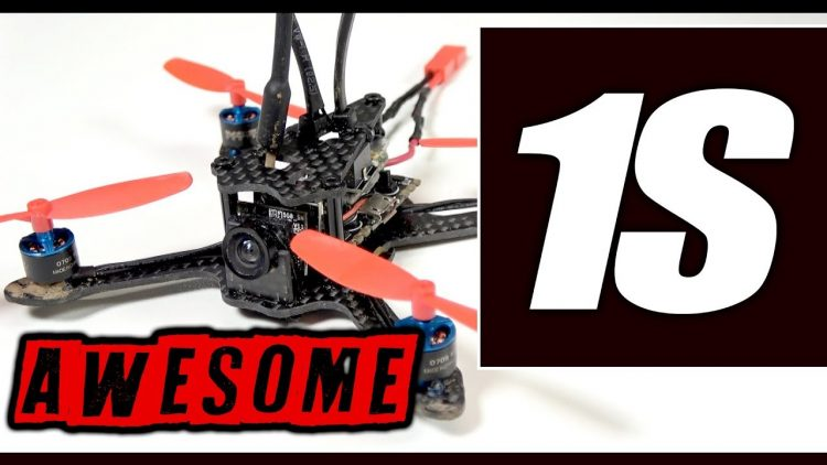 1S BRUSHLESS POWER! – Aurora RC A100 with OSD   REVIEW, Flights, Mods, Pros & Cons