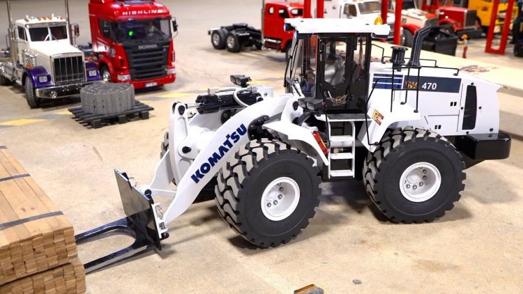 LOADING KINGS – TEAM CHALLENGE #2 – WHITE WHEEL LOADER | RC ADVENTURES