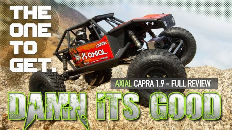 AXIAL CAPRA 1.9 – FULL REVIEW & Oregon Trail Tests- 2020 ??
