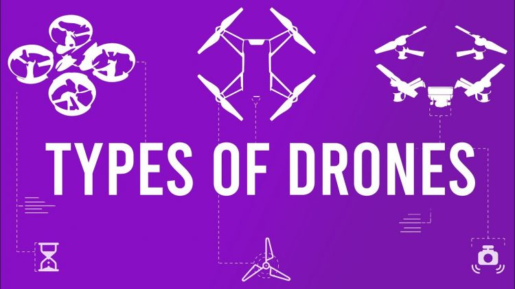 What is a drone? (types of drones explained) + Full Glossary list