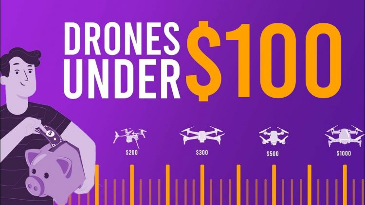 Best Drones under $100 (My top 5 in 2020) – cheap but good