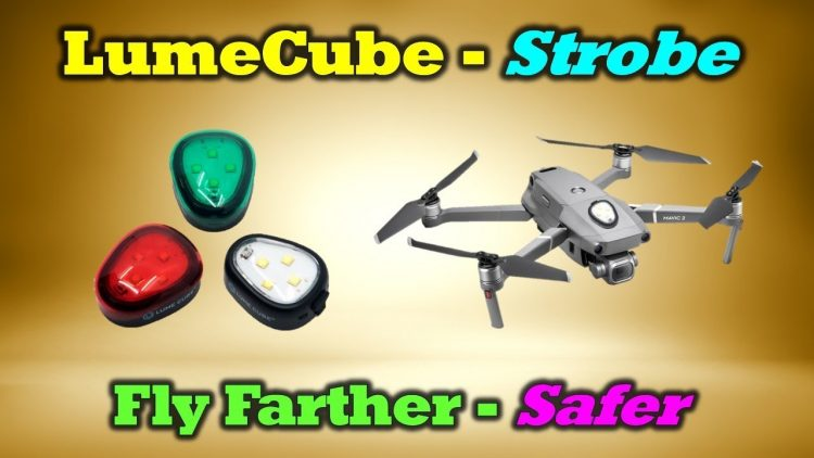 Lumecube Strobe Review – Safely Increase Your Flight Distance