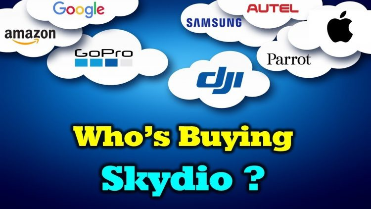 Who's Buying Skydio? – A Nerds Perspective