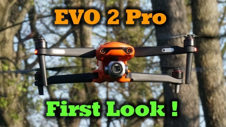 Autel EVO 2 Pro – Hands On Overview!