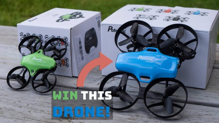 Beginner Drone Review and Giveaway