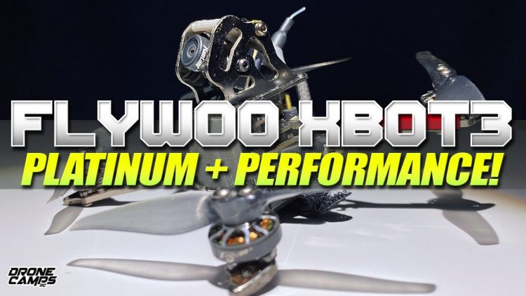 PLATINUM + PERFORMANCE! – FLYWOO Xbot3 HD Toothpick – REVIEW & FLIGHTS ??‼️