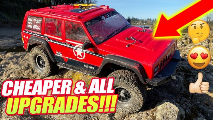LIKE AXIAL SCX10 III – HOBBYWING & ALL METAL! – But is it any Good??? ?
