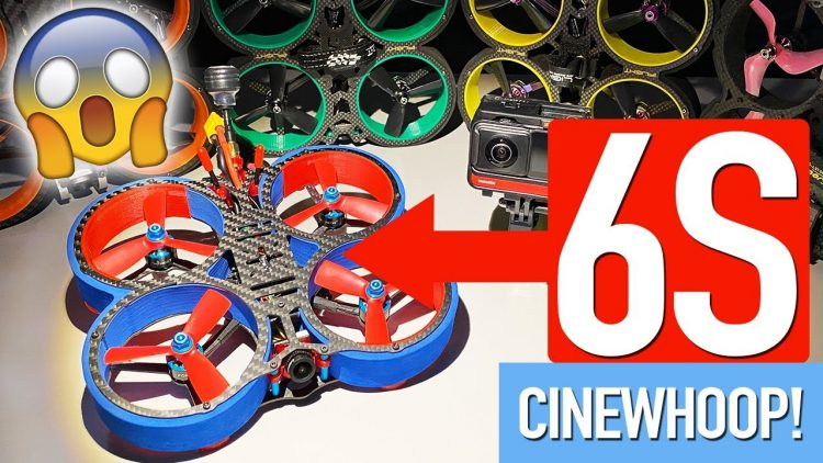 6S Cinewhoop for $219! – HGLRC VEYRON 3 CINEWHOOP – REVIEW & FLIGHTS