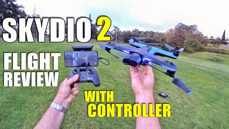 SKYDIO 2 Flight Test Review with Controller In depth – Pros & Cons