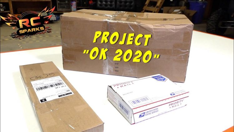 "PROJECT ""OVERKILL"" 2020 (PT 1) 3 BOXES of the GOOD STUFF – TTC TRUCK BUILD 