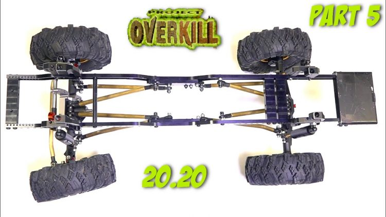 "PROJECT ""OVERKILL"" 2020 (PT 5) DON'T GET LEFT BEHIND! OLD, NEW, USED, & MADE – BUILT 