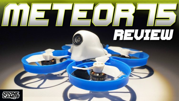 THUMBS UP! – BetaFpv METEOR 75 Indoor Outdoor Whoop – REVIEW & FLIGHTS