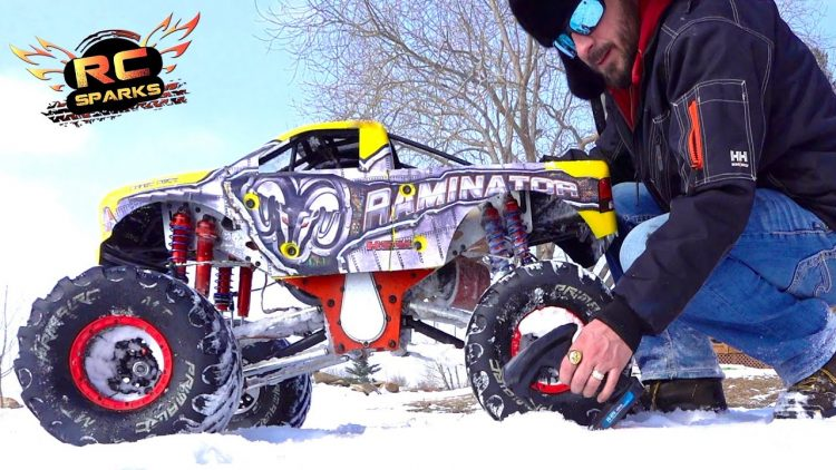 TOY MONSTER TRUCK GOES DEEP – PRIMAL RC 49cc 80 LB  (PG-13) | RC ADVENTURES