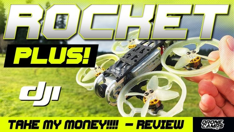 TAKE MY MONEY! – GEPRC ROCKET PLUS DJI Cinewhoop – FULL REVIEW & FLIGHTS ?