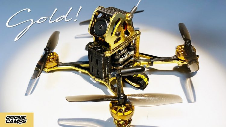 GOLD DRONE! – Flywoo Xbot65 Fpv Quad – COMPLETE REVIEW & FLIGHTS