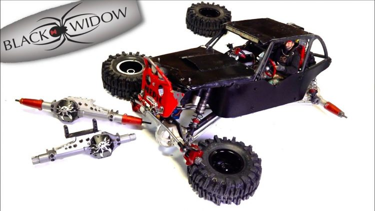 """BLACK WiDOW"" BUSTED on CAMERA : POiSON SPiDER AXLE SWAP – ViNTAGE VANQUiSH PRODUCTS 