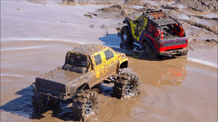 """MOE'S TRUCKiNG"" & ""OVERKiLL 2020"" MUDDiNG w/ WiNCH ACTiON & MUD-TAG #ProudParenting 