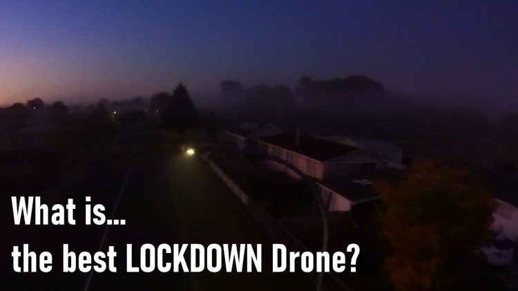 What is my favorite Lockdown Drone and why?