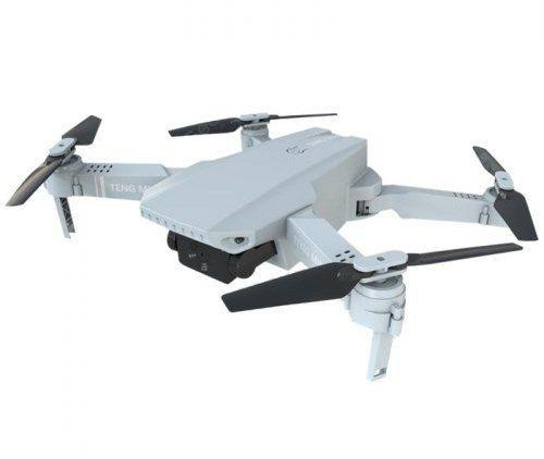 KF609 Folding Drone Dual Camera High-definition Gesture Shooting Aerial Photography Quadcopter RC Toy