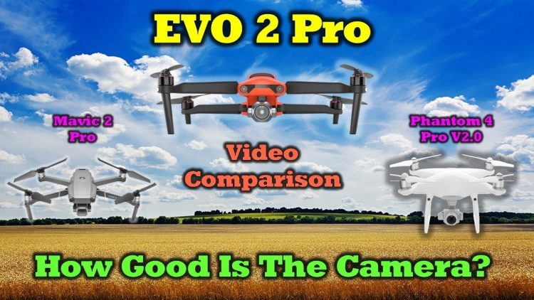 Autel EVO 2 Flight Footage – Download and Judge For Yourself!
