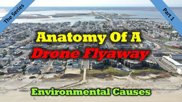 Anatomy of a Mavic Mini Flyaway – How Not To Lose Your Drone