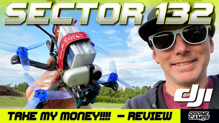 TAKE MY MONEY!!! – HGLRC SECTOR132 Digital Fpv Drone – FULL REVIEW & FLIGHTS
