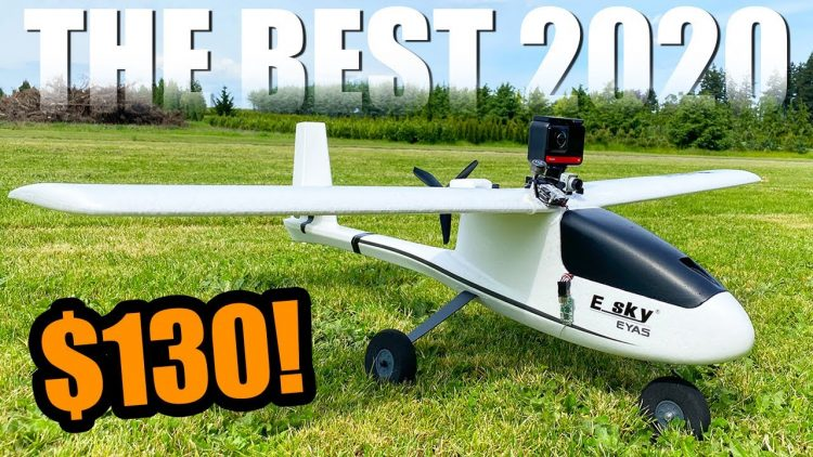 BEST BEGINNER RC PLANE in 2020 – Hobbyzone AeroScout S Esky Eagle