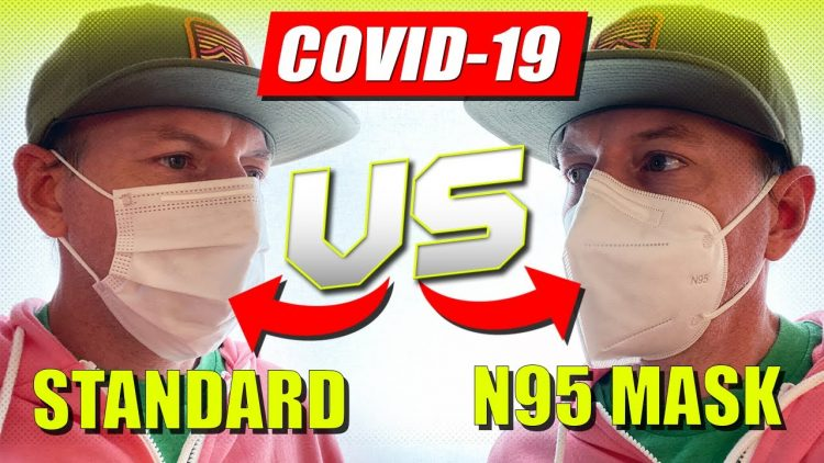 COVID19 – Know the difference! – Standard VS N95 Masks