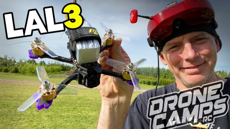 BEST 3″ FPV FREESTYLE DRONE worth every Penny? – Eachine LAL3 HD – REVIEW, PIDS, & FLIGHTS