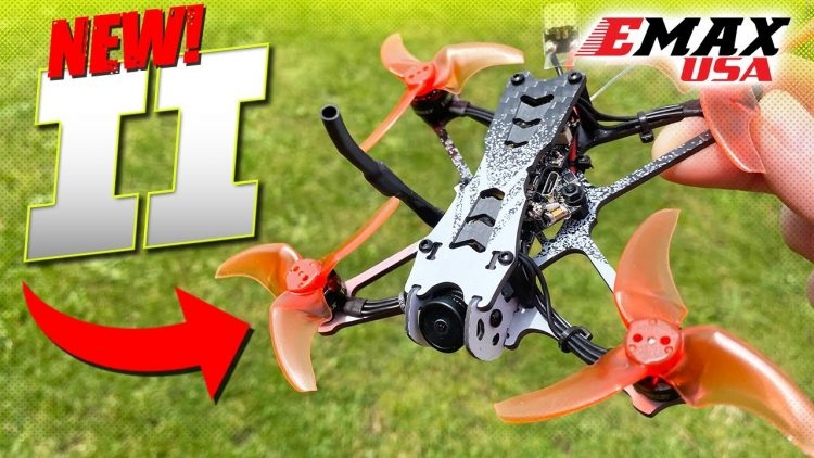 TAKE MY MONEY! – EMAX TINYHAWK II FREESTYLE Beginner Drone – REVIEW & FLIGHTS ?