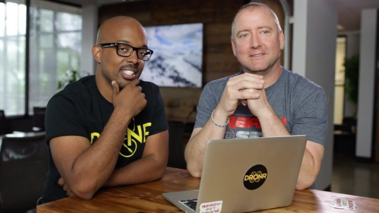 Speed Dialing With Ready Set Drone – Featuring Brennon Edwards [Episode 1] ?