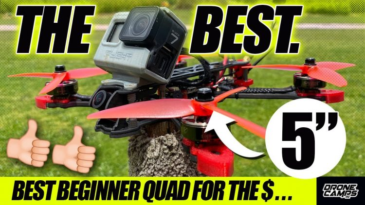 BEST BEGINNER FPV RACE DRONE for 2020 – Geprc MARK4 225mm 5″ Fpv Drone – REVIEW & FLIGHTS ?