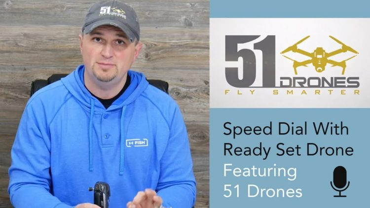 Speed Dial Ep 8 – 51 Drones