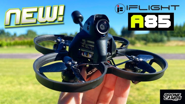 WORTH EVERY PENNY!!! – iFLIGHT Alpha A85 HD Cinewhoop – FULL REVIEW & FLIGHTS ?