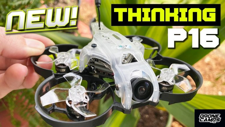 TRUE PERFECTION! – GEPRC Thinking P16 HD Whoop – FULL REVIEW & FLIGHTS