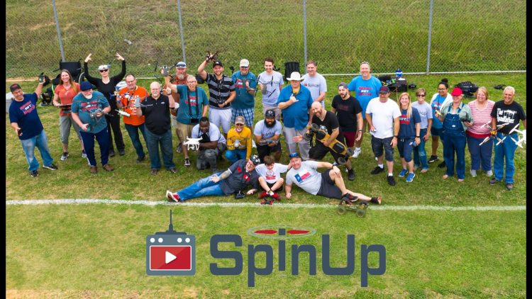 SpinUp 2020 – Event for the Online Drone Community